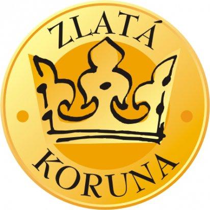 Zlatá koruna logo