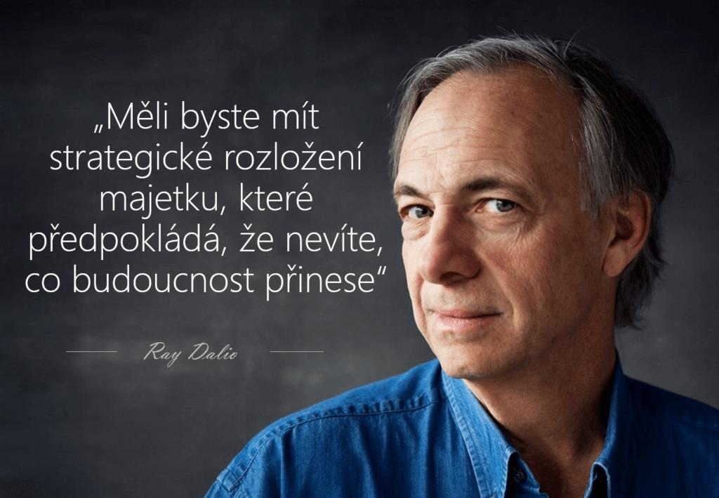 Citát Ray Dalio